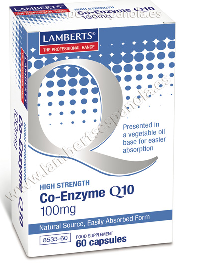 Lamberts-Co-enzima-Q10-100mg