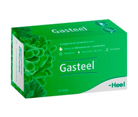 Gasteel 10 Sticks - Heel