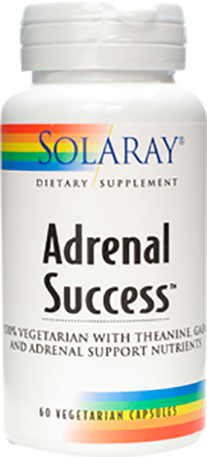Adrenal Success 60 cápsulas Solaray
