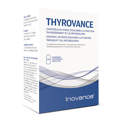 Thyrovance 90 comprimidos
